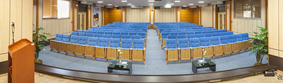 برگزار کننده همایشات و جشن ها